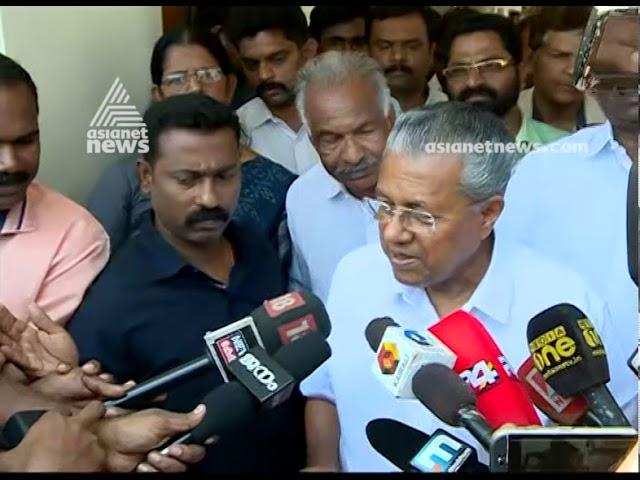 Pinarayi  Vijayan responses on League- SDPI Discussion