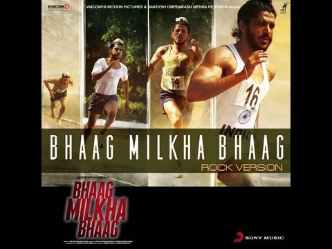 Bhaag Milkha Bhaag - Title Track Rock Version New Video feat Akhtar.