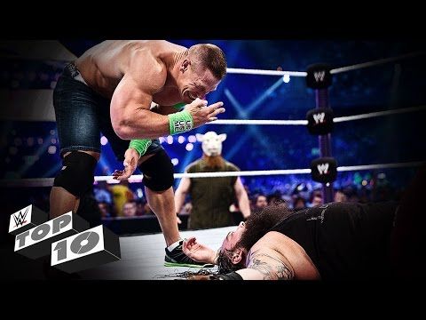 The Best Superstar Taunts - WWE Top 10