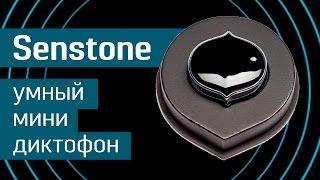 Умный мини-диктофон Senstone: преврати идеи в записи - диктофон мини для записи речи - Kickstarter
