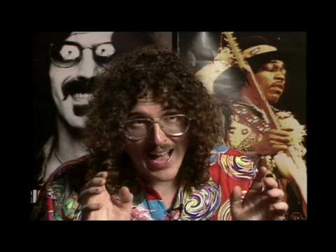 """Weird Al"" Yankovic - The Keith Richards Interview"