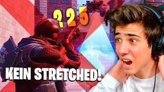 Kein Stretched mehr in Fortnite.. :(