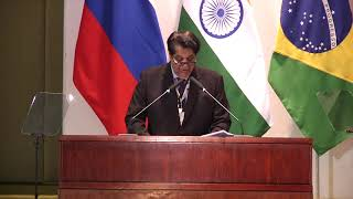Highlights: NDB President reports to BRICS leaders at 11th BRICS Summit