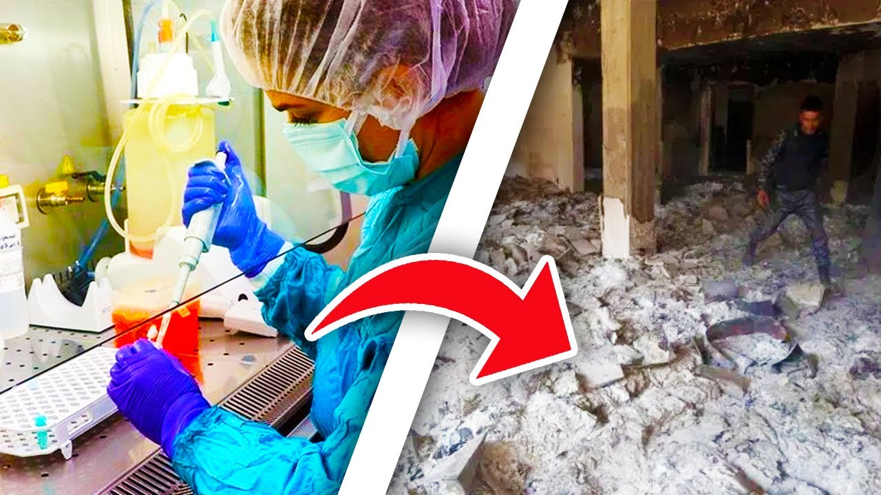 WANNABE 'SCIENTIST' BLOWS UP HIS BASEMENT...