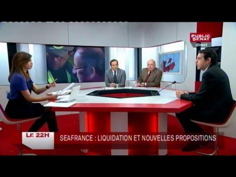 Corine Lepage - Le 22H (09/01/2012)
