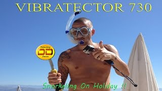 Metal Detecting Holiday - Beach - using the Vibratector 730, 2016