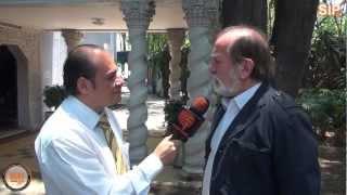 Entrevista Exclusiva a Epigmenio Ibarra productor de la serie de Argos INFAMES