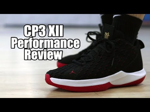 sale retailer 5b048 53194 Repeat Jordan CP3.12 Performance Review by RicheeKim ...