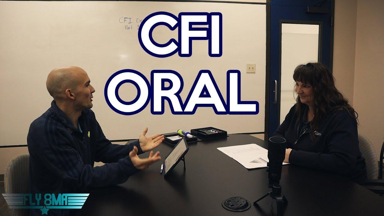 Download CFI ORAL EXAM: Part 1 | FOI