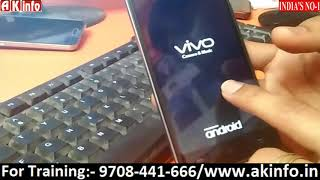 How to bootloader unlock.Root & flash vivo y51l with umt dongle by Mr Rohit jha