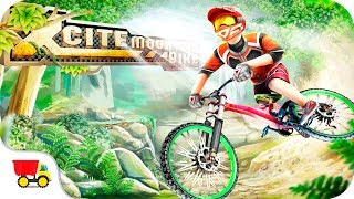 Bike Racing Games - Xcite Mountain Bike Extreme Courses 3D - Gameplay Android free games