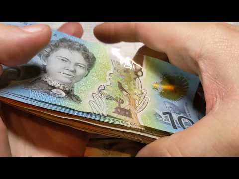 Australian $50, $20, $10 Banknote Hunting - Notes Worth Money