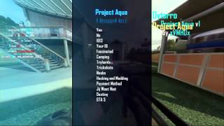 BO2 mod menu: Project Aqua + Download