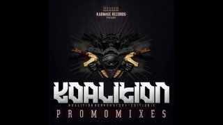 Rawtekk - Promomix [Festival Koalition 2014]