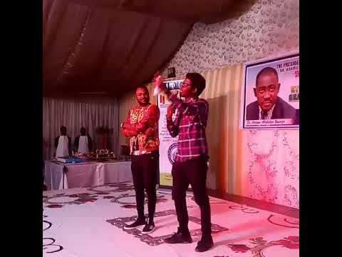 BUSHKIDDO da ADAM A ZANGO last night COMEDY (1)