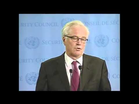 """SYRIA: UN """"OUTRAGED"""" by """"MASSACRE"""" of CHILDREN, CIVILIANS (UNTV)"""