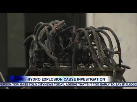 Toronto Hydro still investigating cause of Financial District vault fire