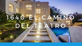 1640 El Camino Del Teatro   La Jolla   Full Video