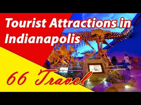 List 8 Tourist Attractions in Indianapolis, Indiana | Travel to United States