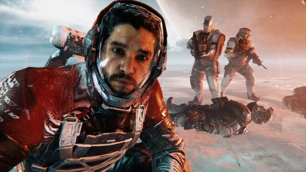 Call Of Duty Infinite Warfare Test Zum Sci Fi Shooter Youtube