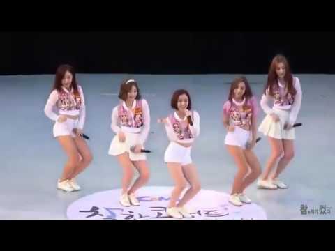 Мужиков надо любить! Необычайно красивая песня и танец кореянок!