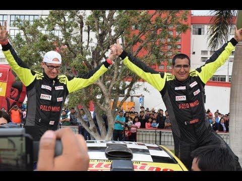 Rally Caminos del Inca 2018 - Llegada a Lima