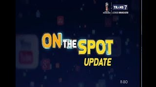 ON THE SPOT UPDATE - ON THE SPOT TERBARU 4 APRIL 2018