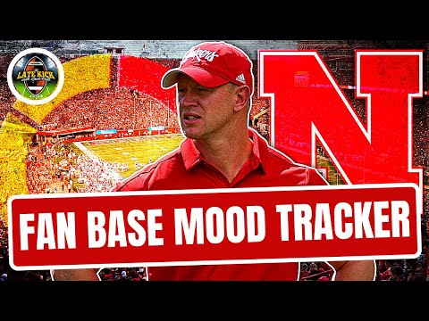 Nebraska Football Mood Tracker - March Update (Late Kick Cut)