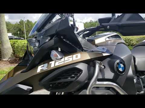 2020 BMW R 1250 GS Adventure Walk-Around/Start-Up
