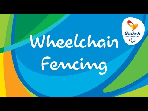 Rio 2016 Paralympic Games | Wheelchair Fencing Day 7 | LIVE