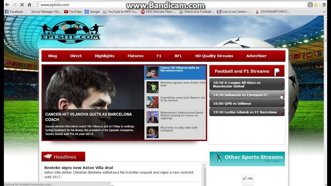 Matches online