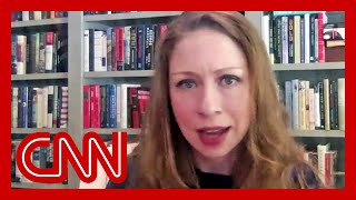 Chelsea Clinton fights misinformation on vaccine safety