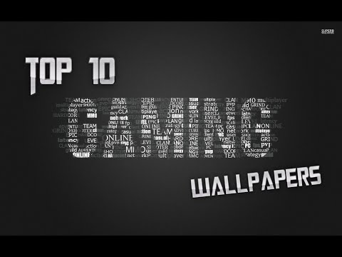 Top 10 Gaming Wallpapers!