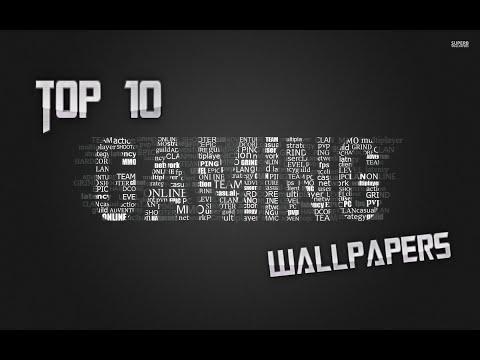 Top 10 Gaming Wallpapers!