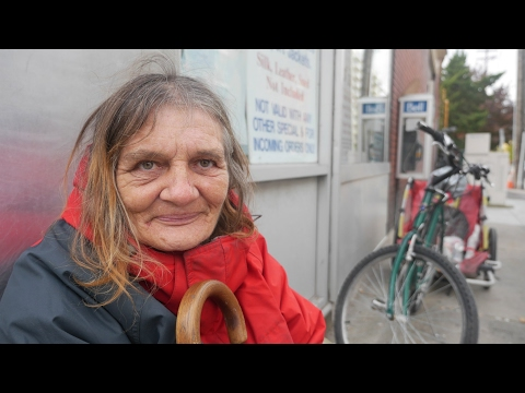 Donna was homeless in Ottawa but thanks to all of you she is now home. Click update link below!