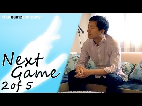Roots of ThatGameCompany's Sky - Interview with Jenova Chen (2 of 5)