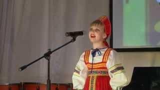Летят шутки. Поёт Ксения Осипенко.