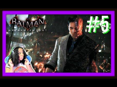 BRING IT HALF & HALF!!! | BATMAN ARKHAM KNIGHT EPISODE 5 WALKTHROUGH GAMEPLAY!!!