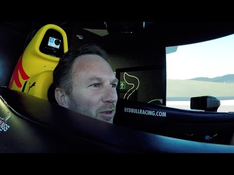 The Red Bull Racing Simulator Challenge: Christian Horner