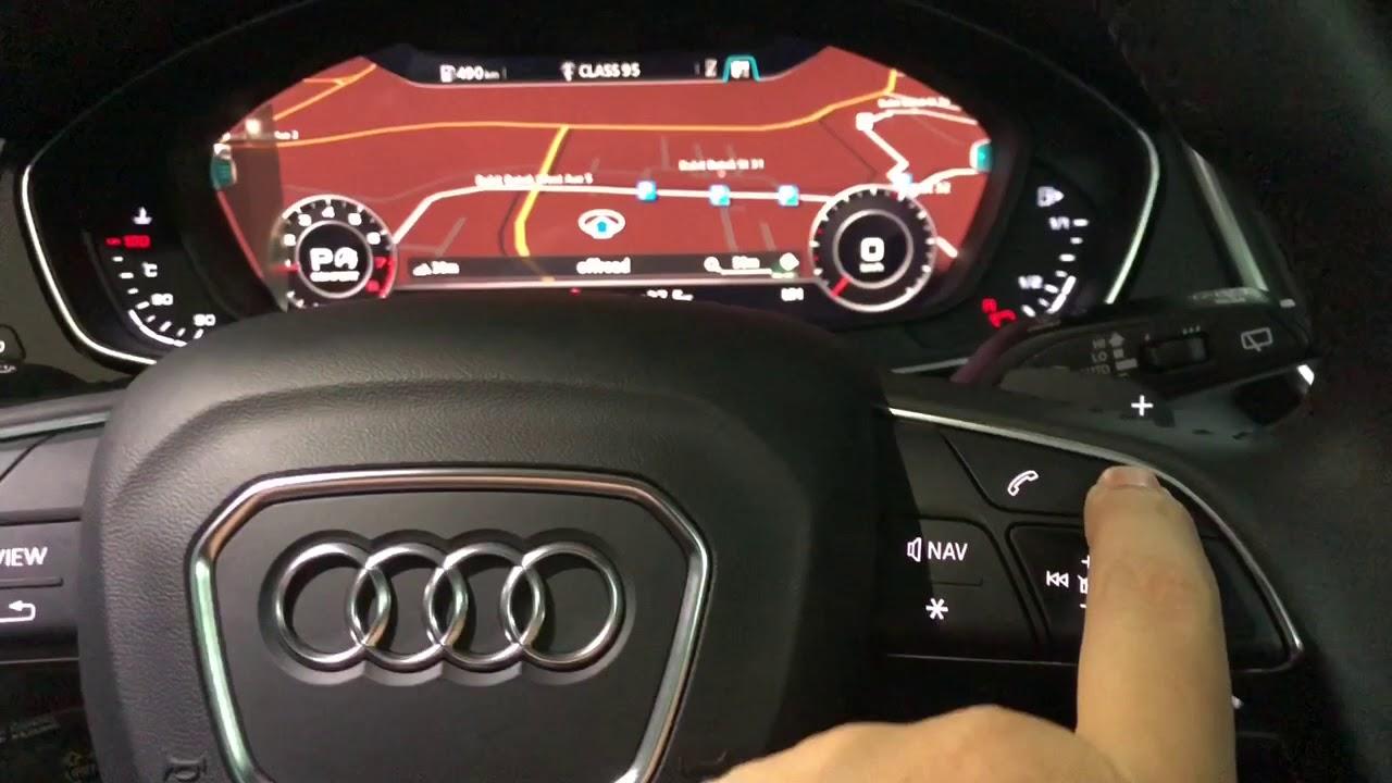 Audi Q5 Virtual Cockpit Retrofit