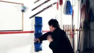 """Jong"" (muñecos) FU YING Kung Fu Choy Lee Fut"