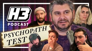 Someone On The Crew Is A Psychopath & Papa John Calls In - H3 Podcast #229