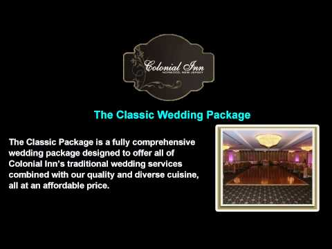Colonial Wedding And Banquet Halls In New Jersey