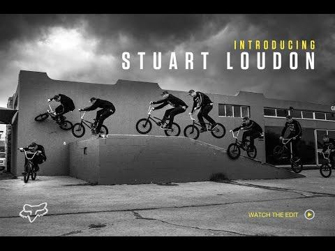 Stuart Loudon - FOX BMX 2014