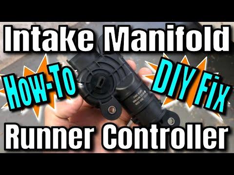 Intake Manifold Runner Controller DIY Replacement – 2013 Hyundai Tucson 2.4L (Codes P200A & P2004)