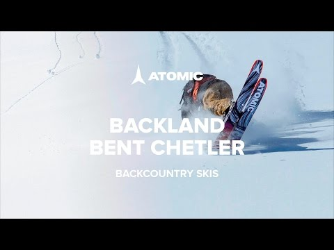Atomic Bent Chetler skis 2016/17