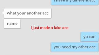 Exposing a Roblox Scammer