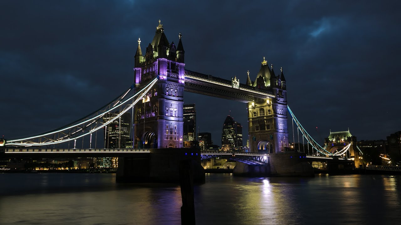 Tower bridge london in timelapse youtube for Design agency london bridge