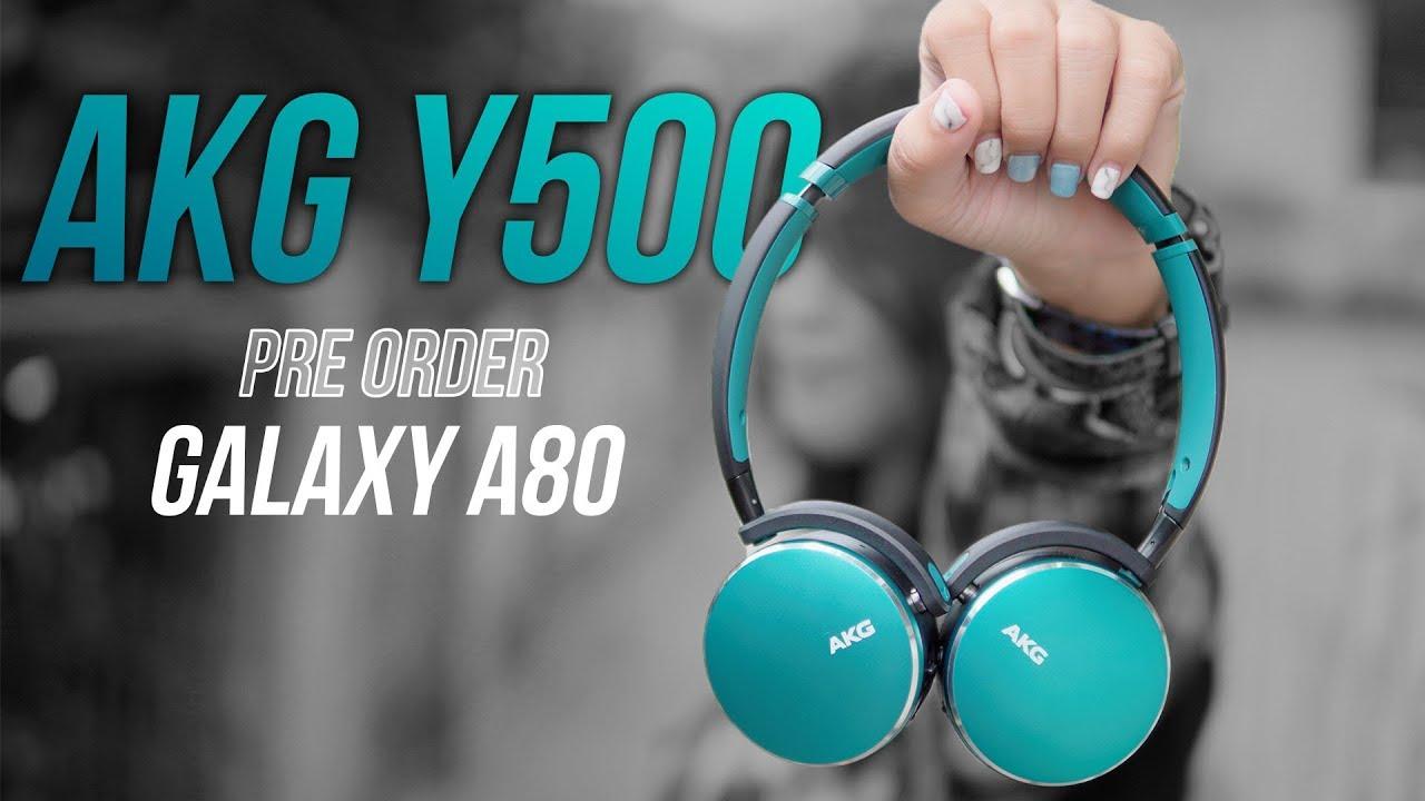 Trải nghiệm tai nghe AKG Y500 quà pre-order Galaxy A80: Nhỏ gọn, linh hoạt, nhưng nghe thì…