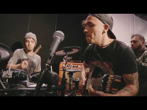 Brazil & Colombia Gruv Gear Artists live jam @ NAMM ft. Junior, Leonardo, & Bruno (Part 3)